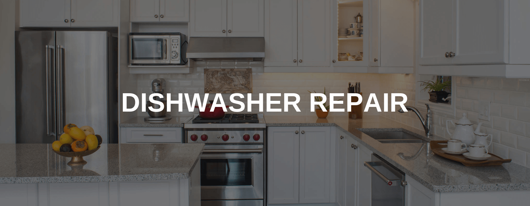 dishwasher repair grand prairie